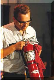 Fire Extinguisher Inspection Service in 3 to 5 days